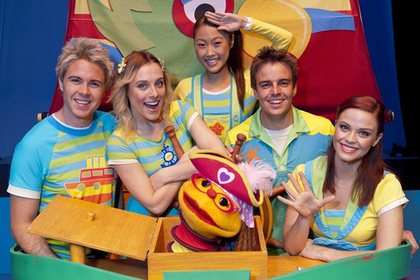 Hi 5 Cast 26th May 2012 in Brisbane  – Life is Sweet