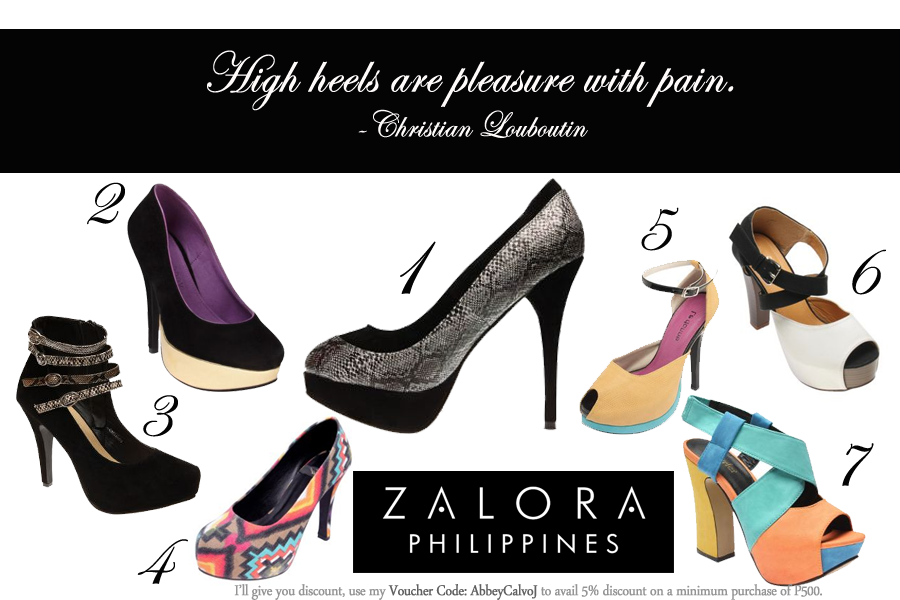 zalora_philippines_shoes_collection_swirls_and_scribbles