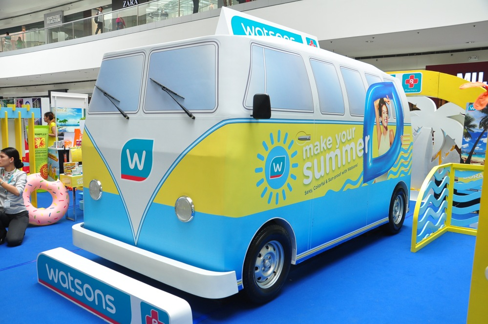 Watsons Make Your Summer Animation
