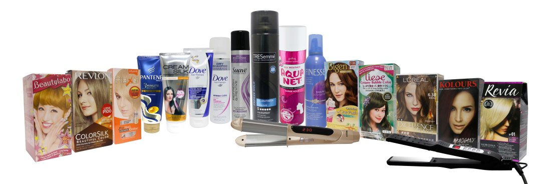 Watsons Hair Goals Participating Products
