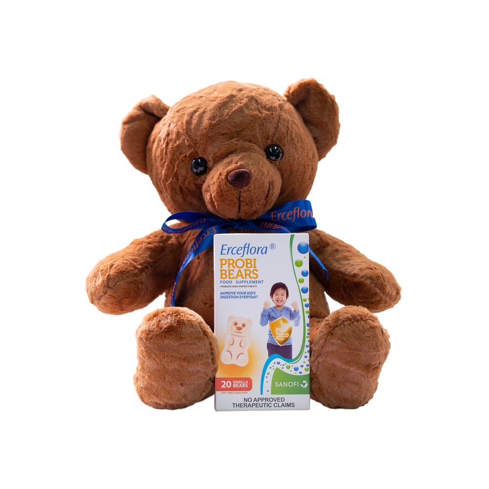 Erflora Probi Bears 2