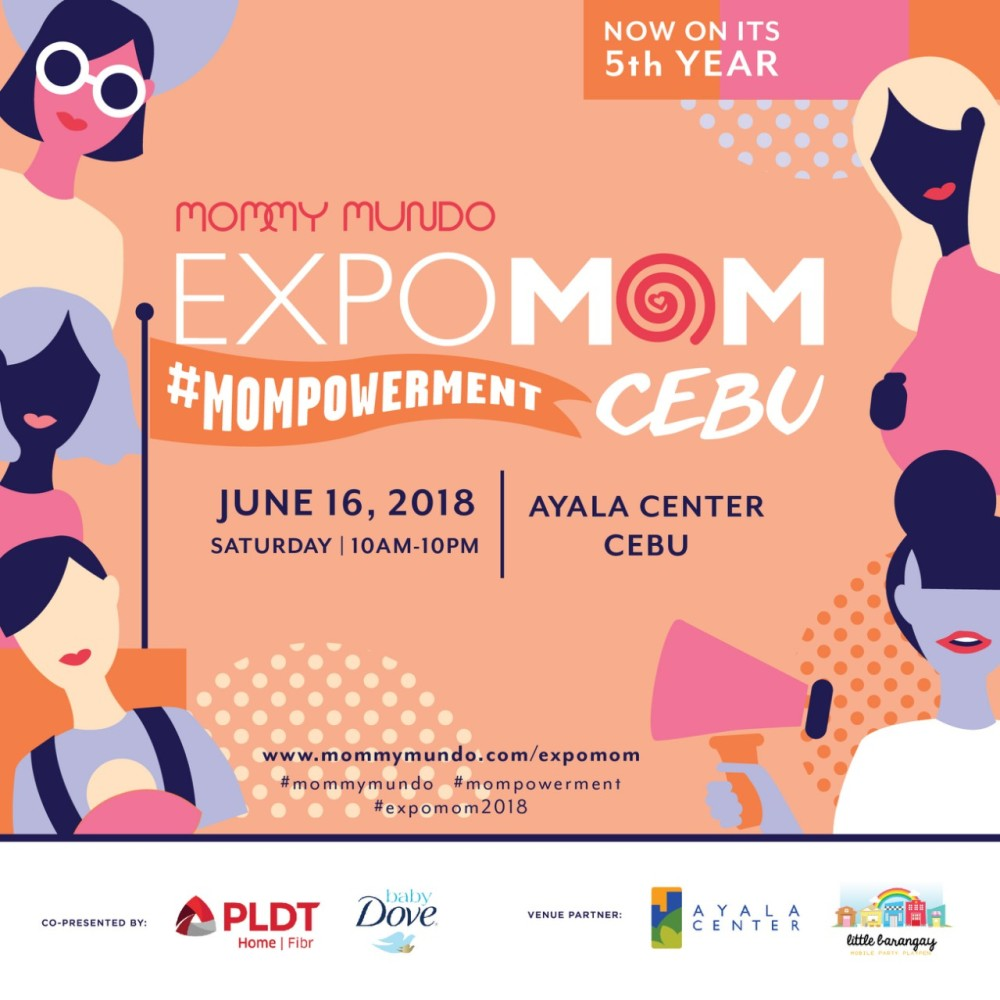 Expo Mom Cebu event layout
