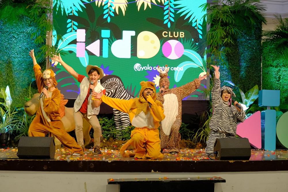 KIDDO Club Safari Musical 00