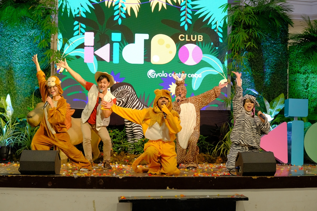 KIDDO Club Safari Musical 00