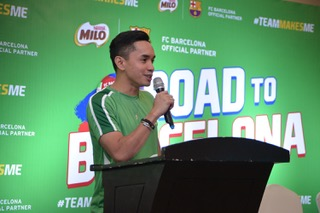 MILO Philippines – MR. ROBBIE DE VERA, Consumer Marketing Manager